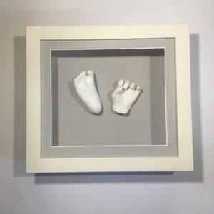 3-D Baby Cast