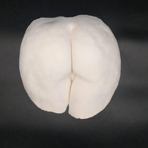 3-D bum cast